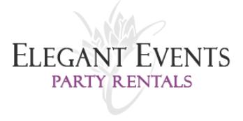 Elegant Events Logo